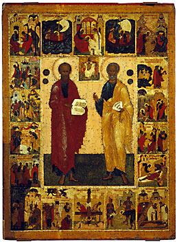 Молитвой и постом. День памяти святых первоверховных апостолов Петра и Павла