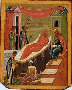 Рождество Иоанна Предтечи