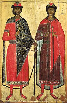 Начало братоубийственной брани на Святой Руси