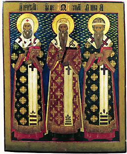 память святителей Московских