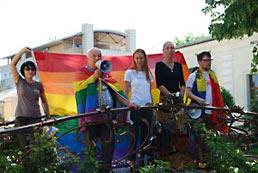 Гей-парад в Молдове