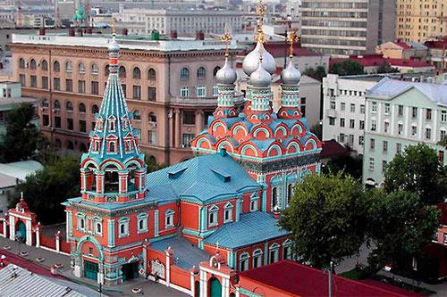 Храм Святого Григория Неокесарийского в Москве
