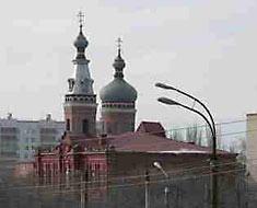 Покровский Собор в Селенских Исадах, г. Арстрахань.