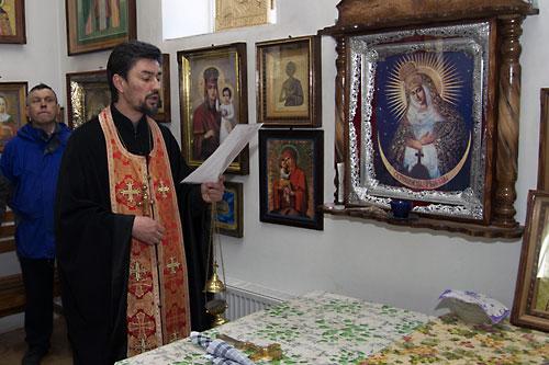 В ночь с 8 на 9 мая укронацистами был застрелен православный священник протоиерей Павел Жученко