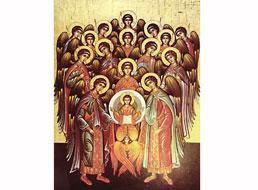 Слово на собор Архистратига Михаила Видел сатану, спадшего с неба, как молниюМы слышим в этот день за литургией в Евангелии: «Семьдесят учеников возвратились с радостью и говорили: Господи! и бесы повинуются нам о имени Твоем. Он же сказал им: Я видел сатану, спадшего с неба, как молнию;