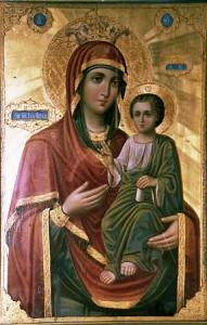 Слово в день празднования Иверской иконы Божией Матери