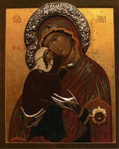 Слово в день Зачатия прав. Анною Пресвятой Богородицы