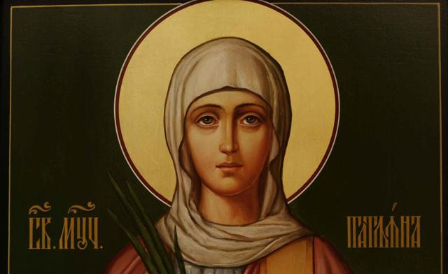 Слово в день памяти святой мученицы Татианы