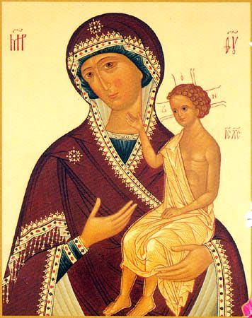 18 марта— праздник иконы Божией Матери «Воспитание»