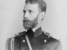 Великий князь Сергей Александрович.