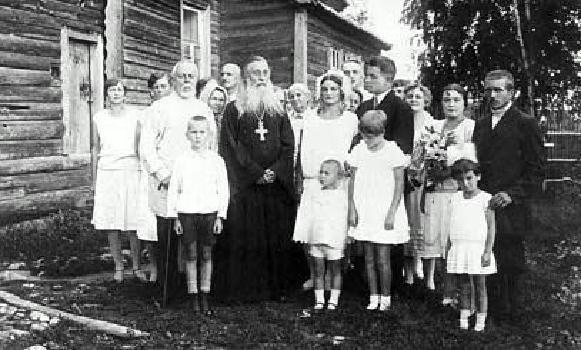 Село Владычня.1928 год